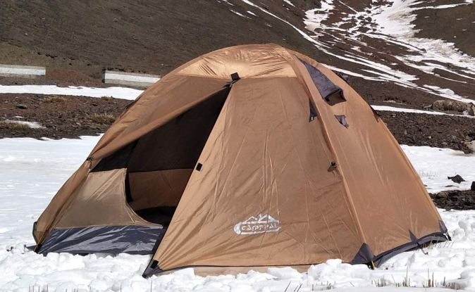 Camppal Professional Mountaineering Tent