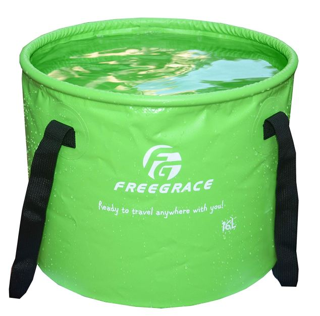 Freegrace Premium Collapsible Bucket