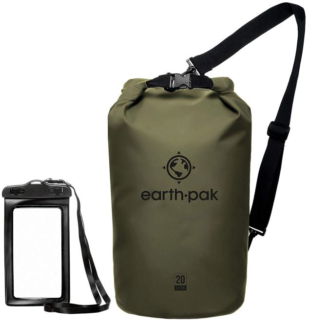Earth Pak Waterproof Dry Bag