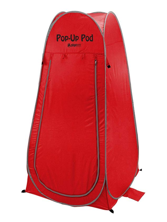 GigaTent Portable Pop Up Pod Changing Tent Room
