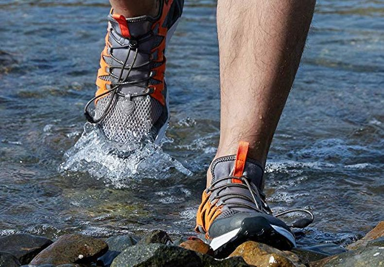 water hiking shoes