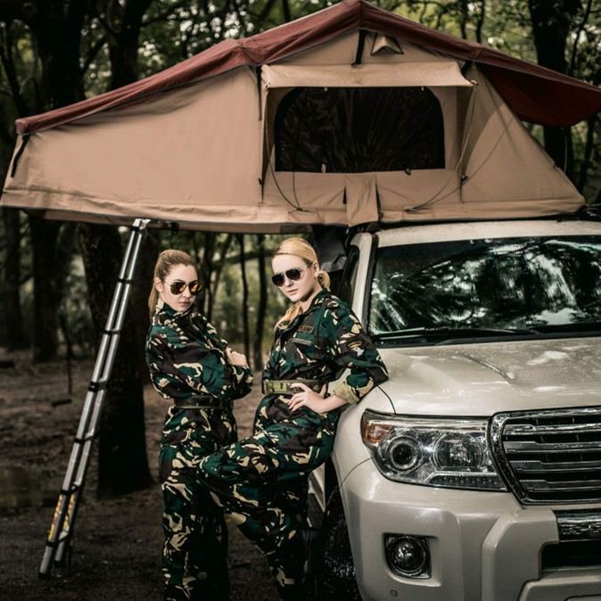 Yamide roof tent