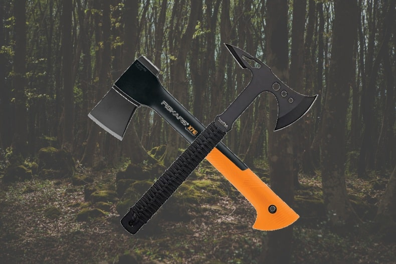 tomahawk and hatchet