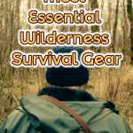 essential wilderness survival gear