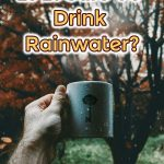 Is it safe to drink rainwater?