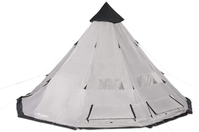 Tahoe Gear Cone Shape Camping Tent