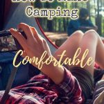 comfortable camping