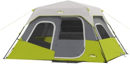 CORE intant cabin tent